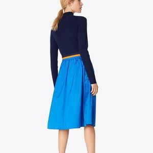 Tory Burch Satin Skirt